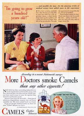 Tobacco flashbacks: Coke and Pepsi Sponsor Academy of Nutrition and Dietetics