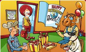 McDonald's Manipulates Again