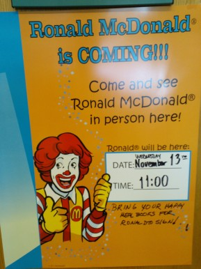 McDonald's Uses Library to Market toKids