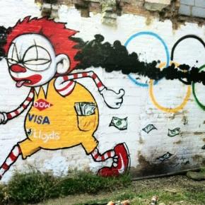 McDonald's Unholy Alliance withAthletes