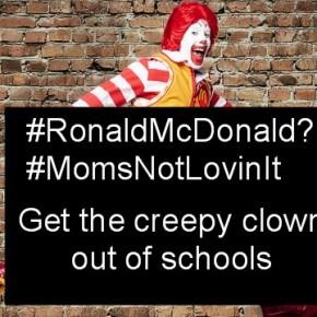 Help Hijack #RonaldMcDonald