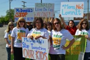 Why I'm Not at McDonald's Shareholders Meeting